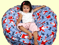 Holiday Bean Bag Chairs