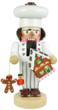 Steinbach Gingerbread Man Nutcracker ES1379