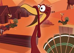 Thanksgiving e card