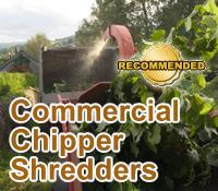 Commercial chipper shredder, commercial chipper shredders, commercial wood chipper