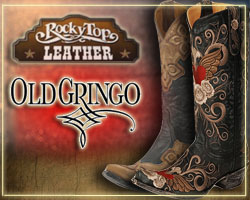 Rocky Top Leather Old Gringo Boots