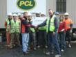 PCL employees in Anchorage make a difference in their community.