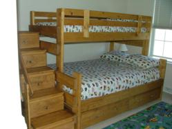 1 800 BunkBed LLC America s Fastest Growing Woodworking Business
