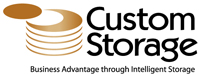 Custom Storage Logo