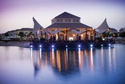 The Azure Restaurant at the Mövenpick Al Khobar Beach Resort