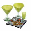 Margarita Tapas Set, in Lime