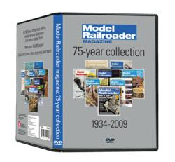 Model Railroader Magazine on DVD