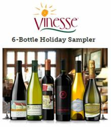 Vinesse Holiday Gift Guide Features the Right Wine for the Holiday Season