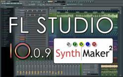FL Studio 10.0.9 Including FL Synthmaker 2