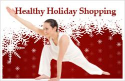 holiday shopping, yoga shop, yoga store, yoga accessories