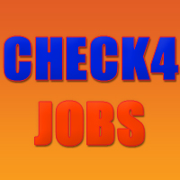 Check4jobs logo
