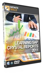 Crystal Reports 2011 Training Video