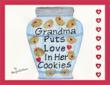 Grandma Puts Love in Her Cookies