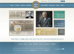 The Wood Library-Museum of Anesthesiology Website