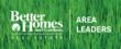 Better Homes and Gardens Real Estate Area Leaders Logo