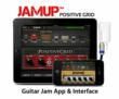 JamUp App and Interface