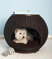 The Igloo Pet Bed