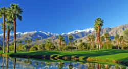 photo of golf course in Palm Springs, CA