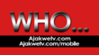 """Who..."" series logo"
