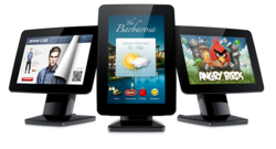 i VIEW ANDROID a Revolutionary Interactive Retail Digital Display