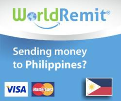 send money to the Philippines