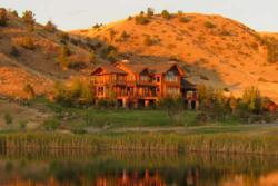 Grey Cliffs Ranch Lodge in the Madison Valley Montana