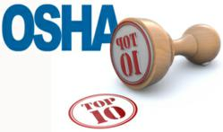 OSHA Top 10 for Dealerships