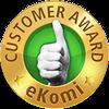 Ties-Necktie Customer Satisfaction Award