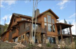 The Reserve in the Lakota Community at winter Park, Colorado