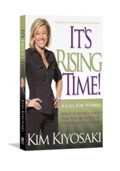 "Discover financial freedom with ""It's Rising Time"" at http://store.richdad.com"