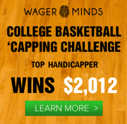 College Basketball 'Capping Challenge 2012 | WagerMinds.com