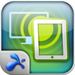 Look for the Splashtop Remote Desktop Icon for the Kindle Fire
