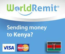 online money transfer kenya