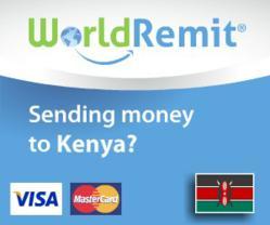 online money transfer kenya