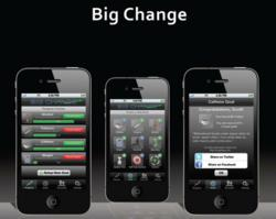 Big Change app for iOS helps accomplish goals and track resolutions
