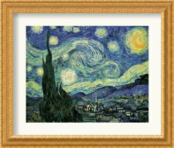 Van Gogh Framed Art