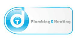 DT Plumbing & Heating logo