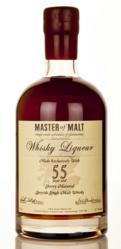 Master of Malt 55yo Whisky Liqueur