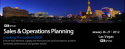 Sales and Operations Planning Innovation Summit, Las Vegas