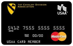 usaa bank launches alliance with 1st cavalry division association. Black Bedroom Furniture Sets. Home Design Ideas
