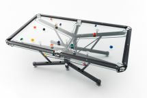 Nottage Design G1 Glass Pool Table - GBP 42,000