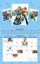 Create a 2012 Photo Calendar