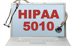 HIPAA 5010 Deadline is January 1, 2012