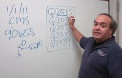 Manny Oliverez Hosts Medical Billing Tips Videos