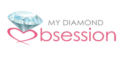 My Diamond Obsession Logo and Online Diamond Jewelry Retailer