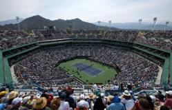 BNP Paribas Open in Indian Wells, CA