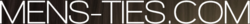 mens ties logo