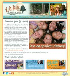 girls summer camp, all girls summer camp, summer camp for girls, wisconsin summer camp, international summer camp