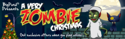 BigPond presents a Very Zombie Christmas Shopping Game