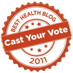 Best Health Blog Contest 2011